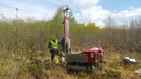 Geotechnical investigations